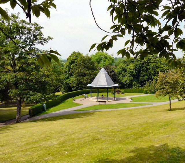 Vernon Park Bandstand - geograph.org.uk - 1333899