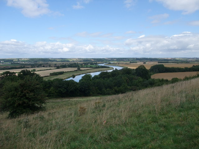 View from Gibbet Hill - geograph.org.uk - 935563