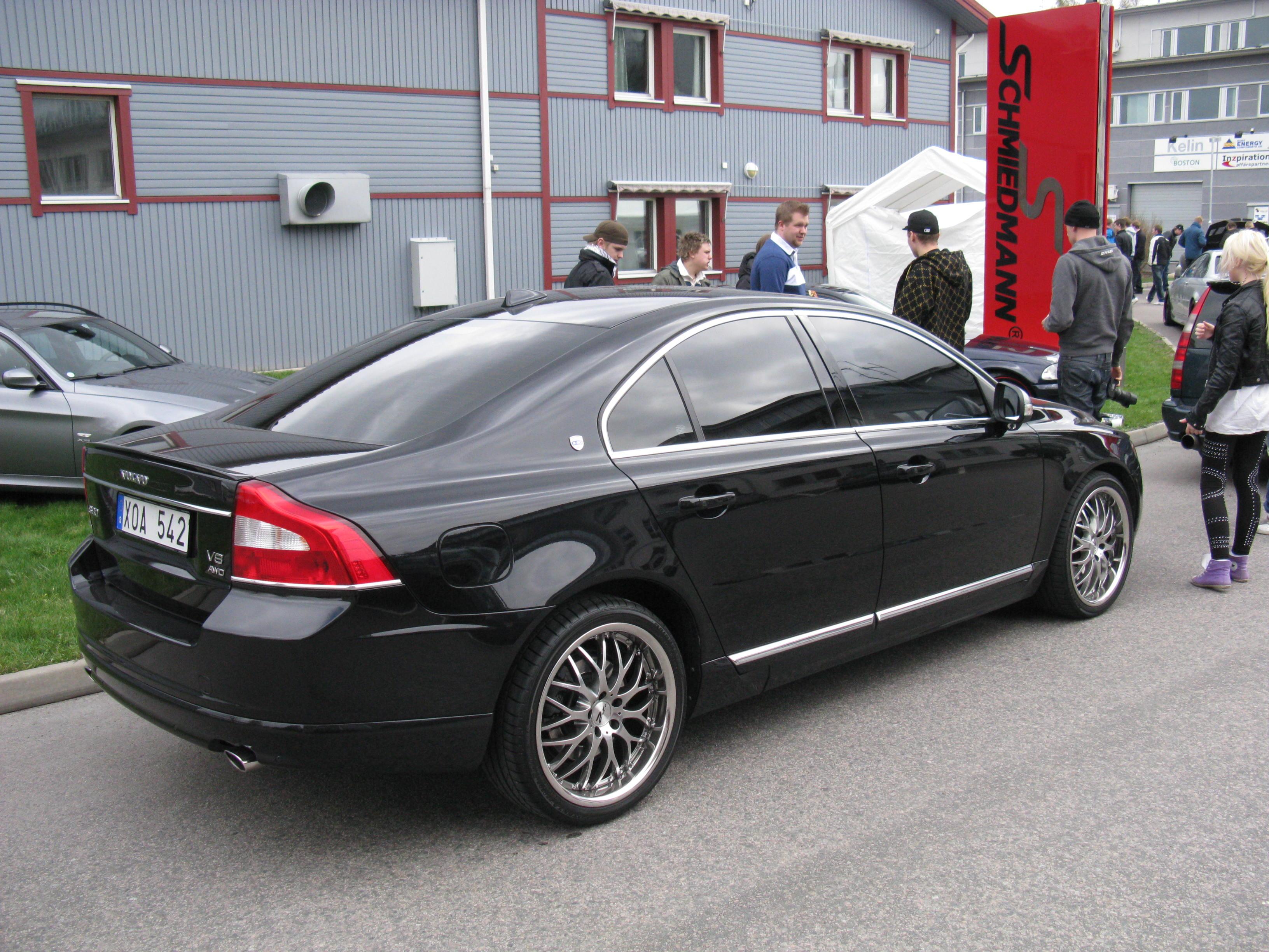 2010 Volvo S80 V8
