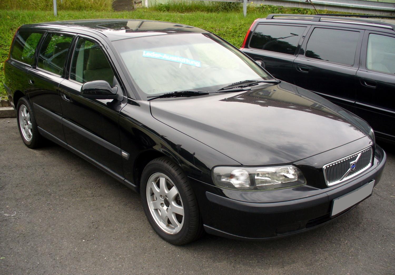 Volvo v70 2000 2004
