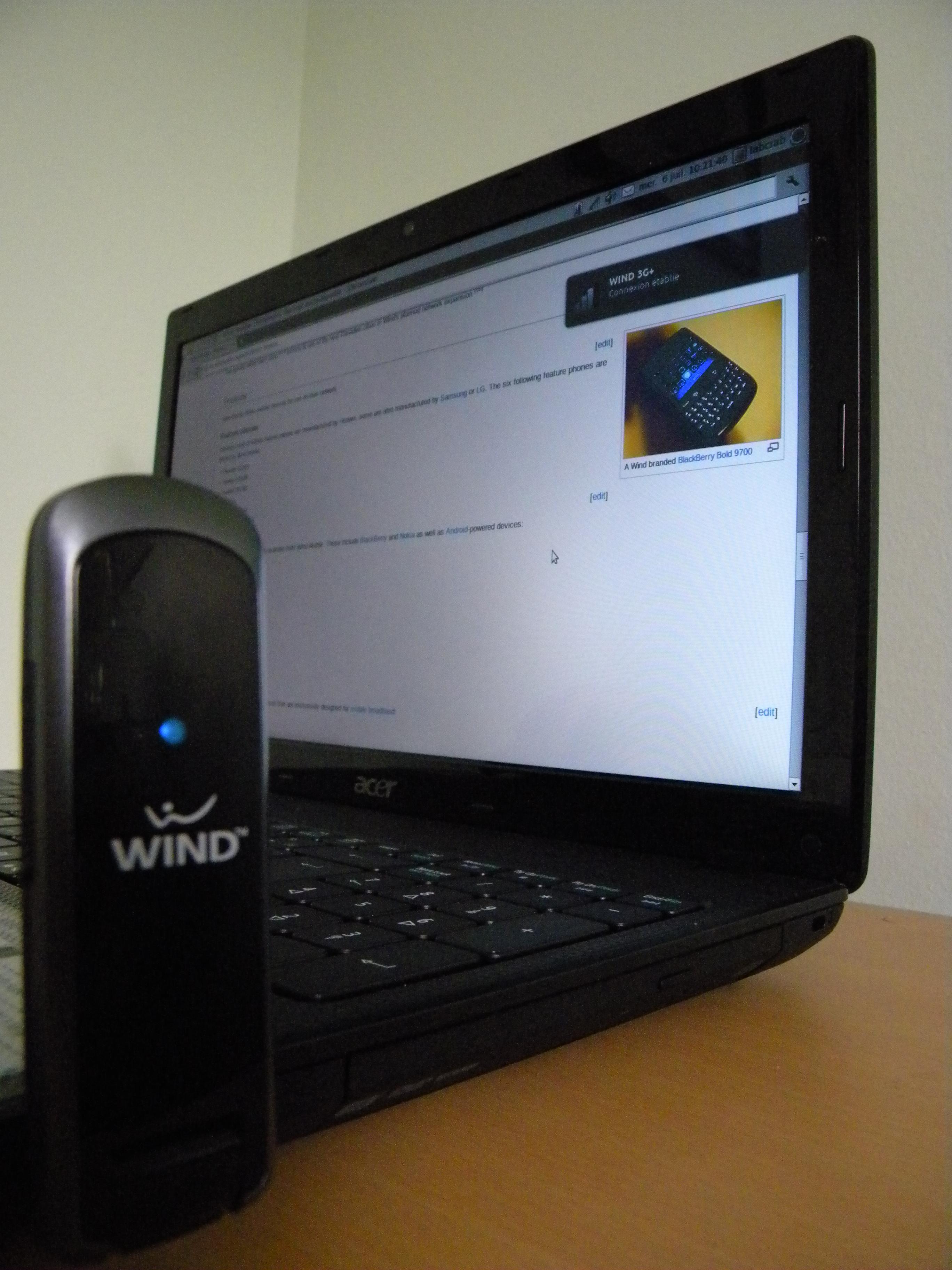 Mobile broadband modem - Wikipedia