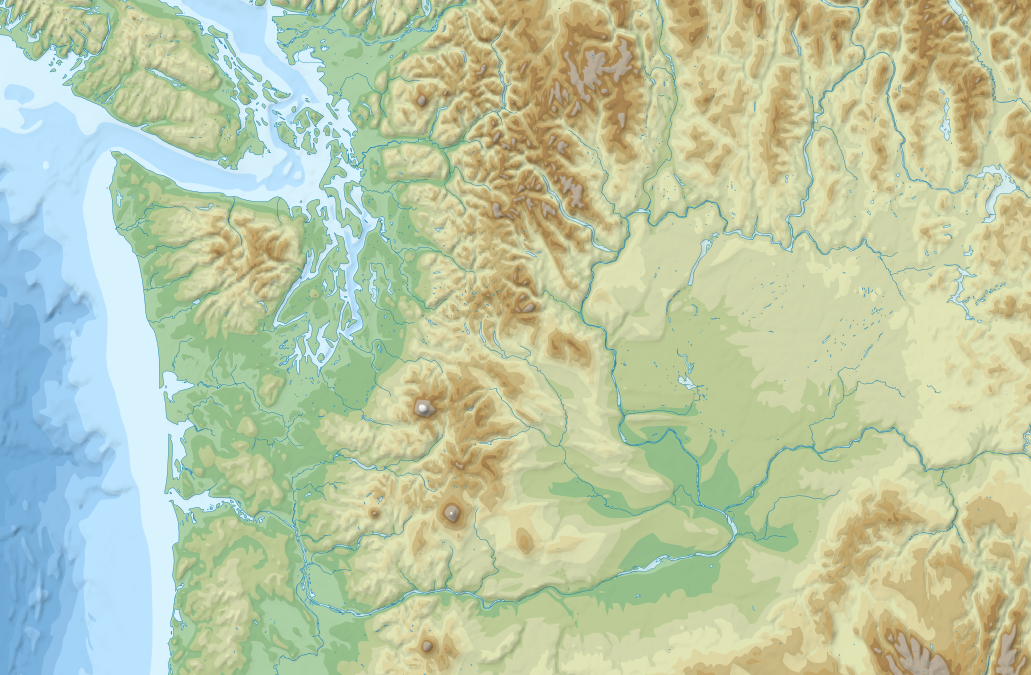 FileWashington Topographic Blank Map2png Wikimedia topographic map