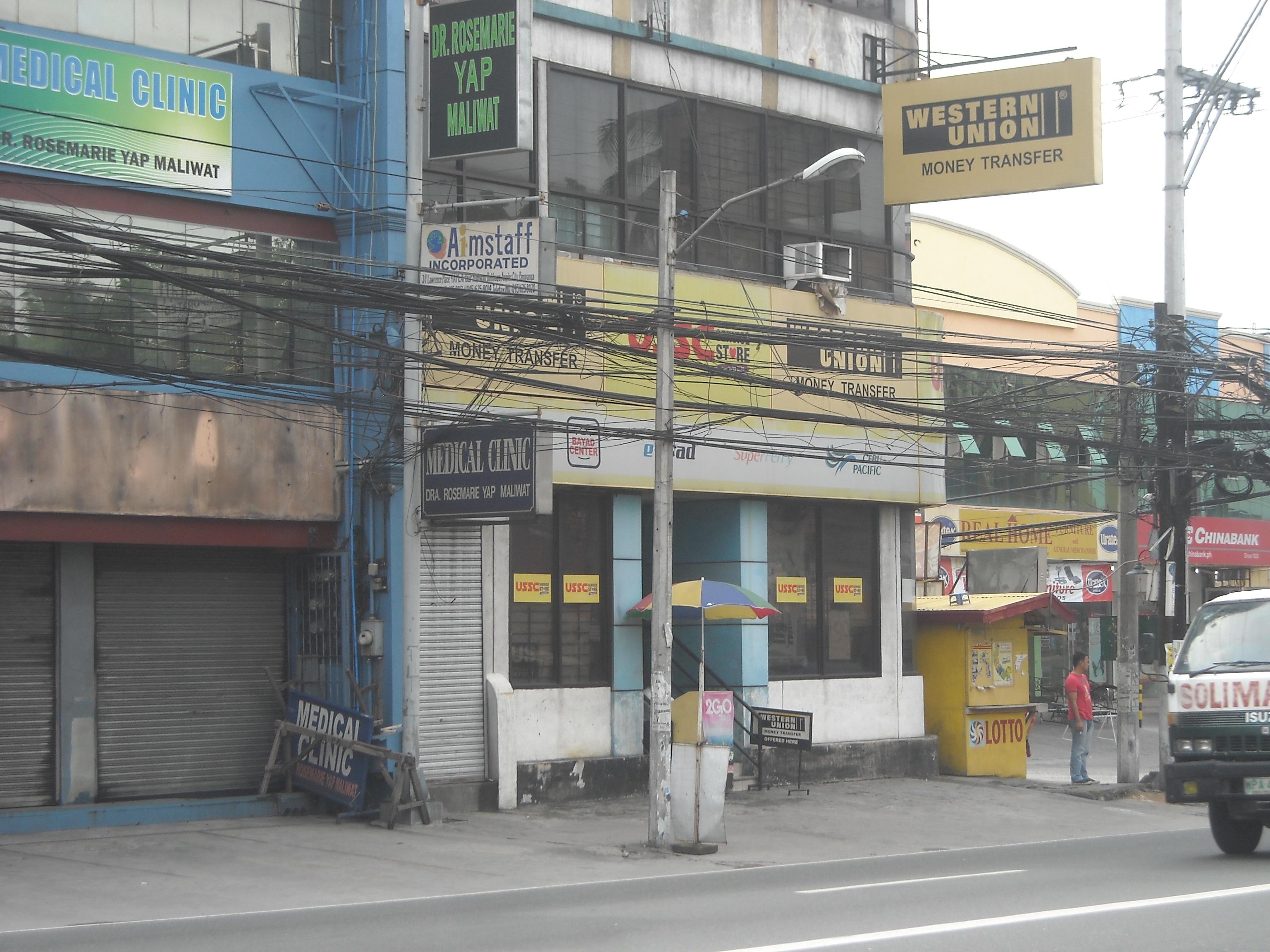 Western union - File Western Union Philippines Jpg