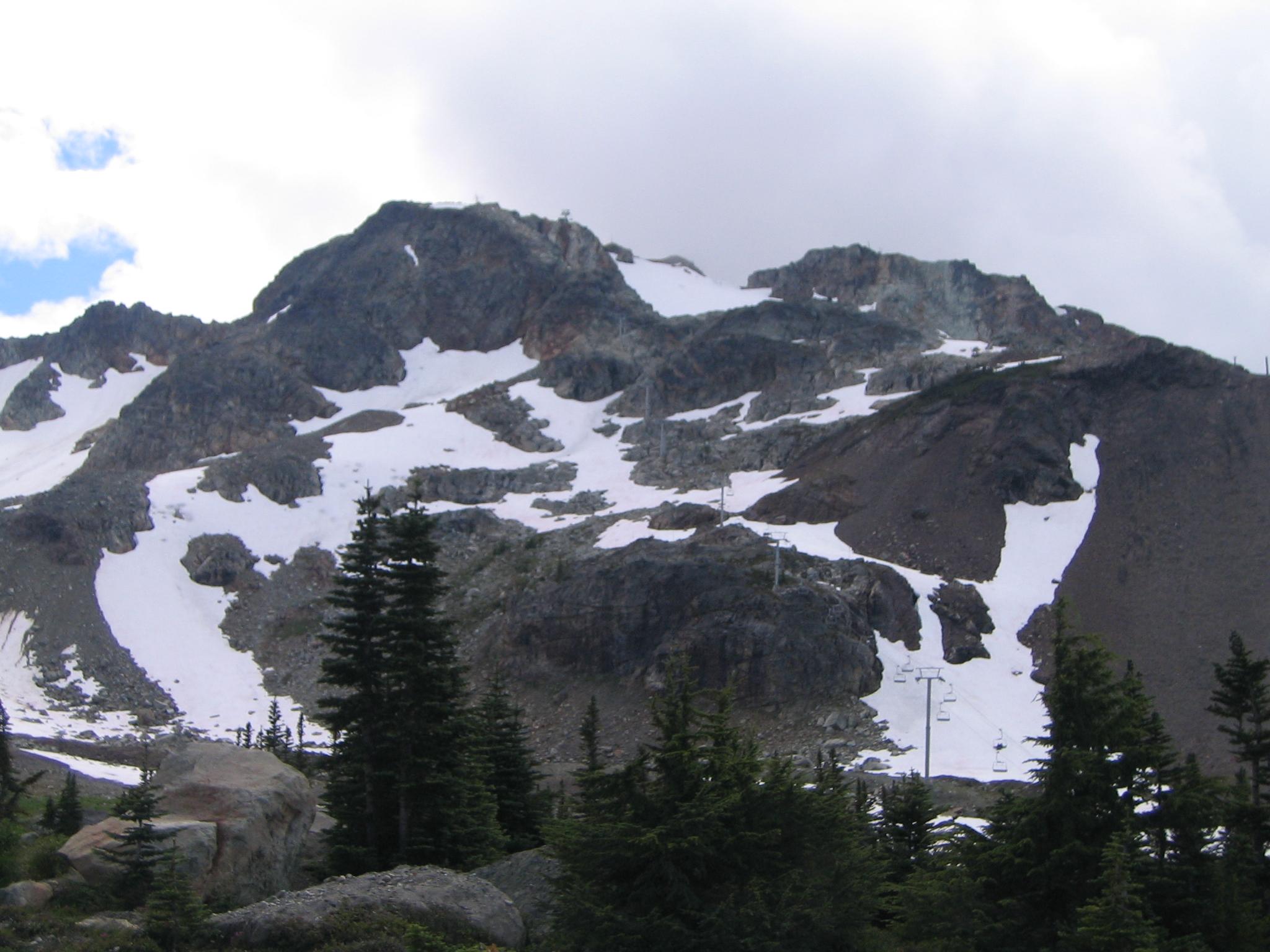 whistler mountain - wikipedia