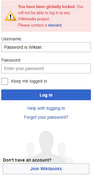 Wikibooks message for globally locked user.PNG