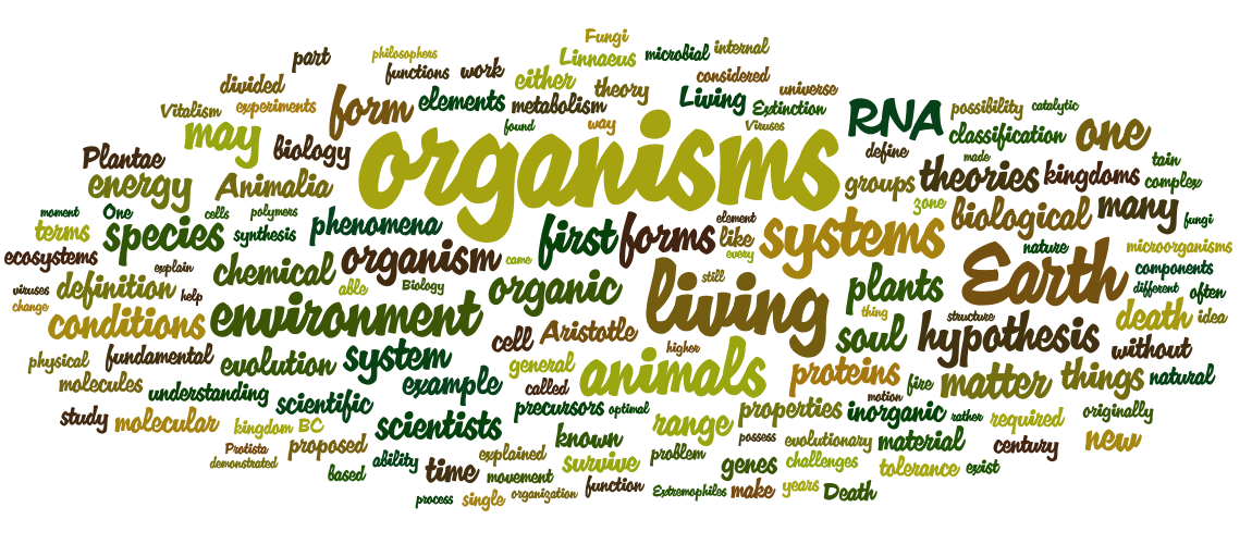 File:Wikipedia Wordle - Life png - Wikimedia Commons