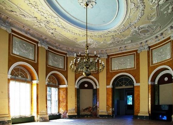 Wilhelmsthal Telemannsaal innen