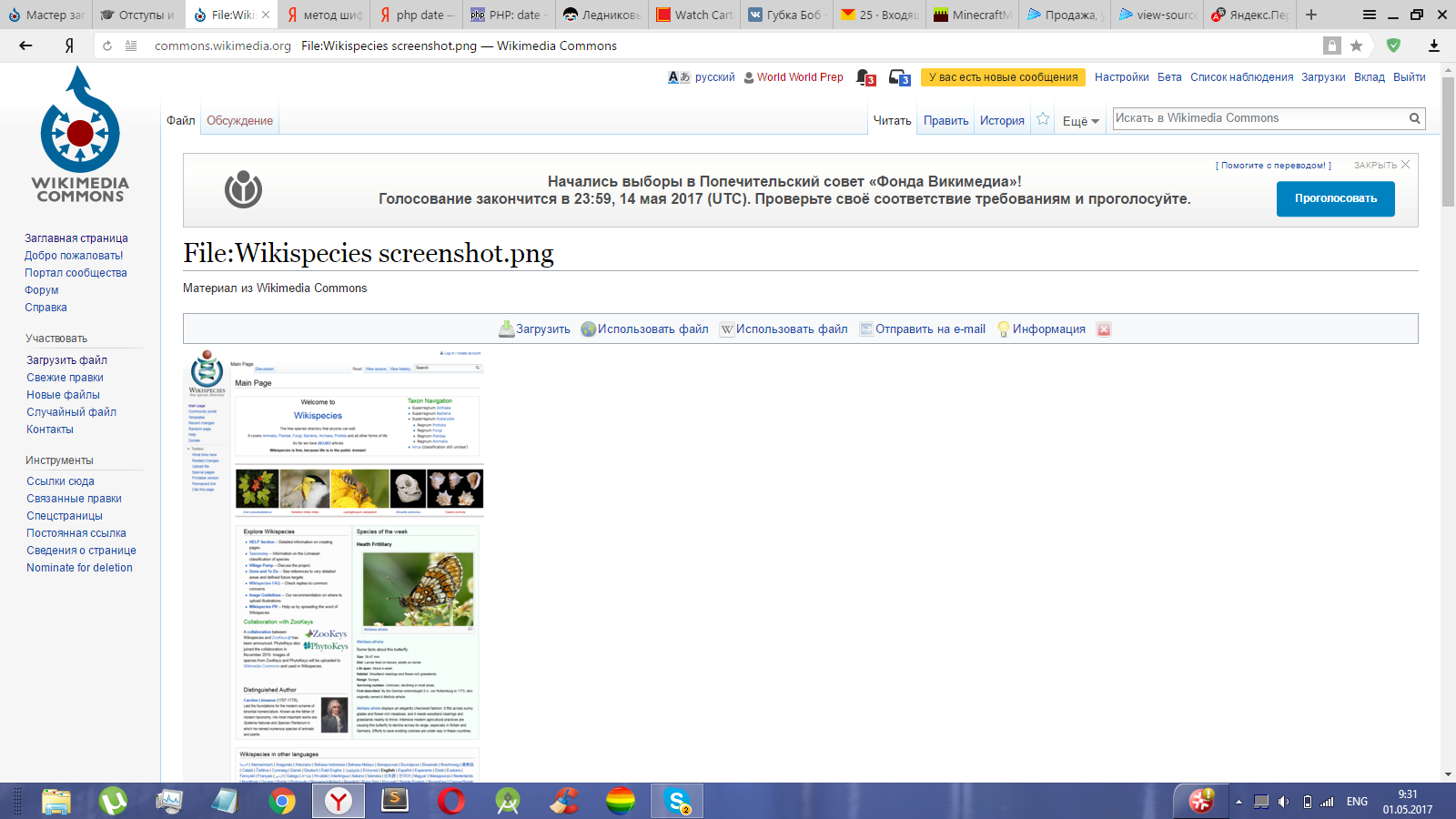 File:Yandex-browser-screenshot png - Wikimedia Commons