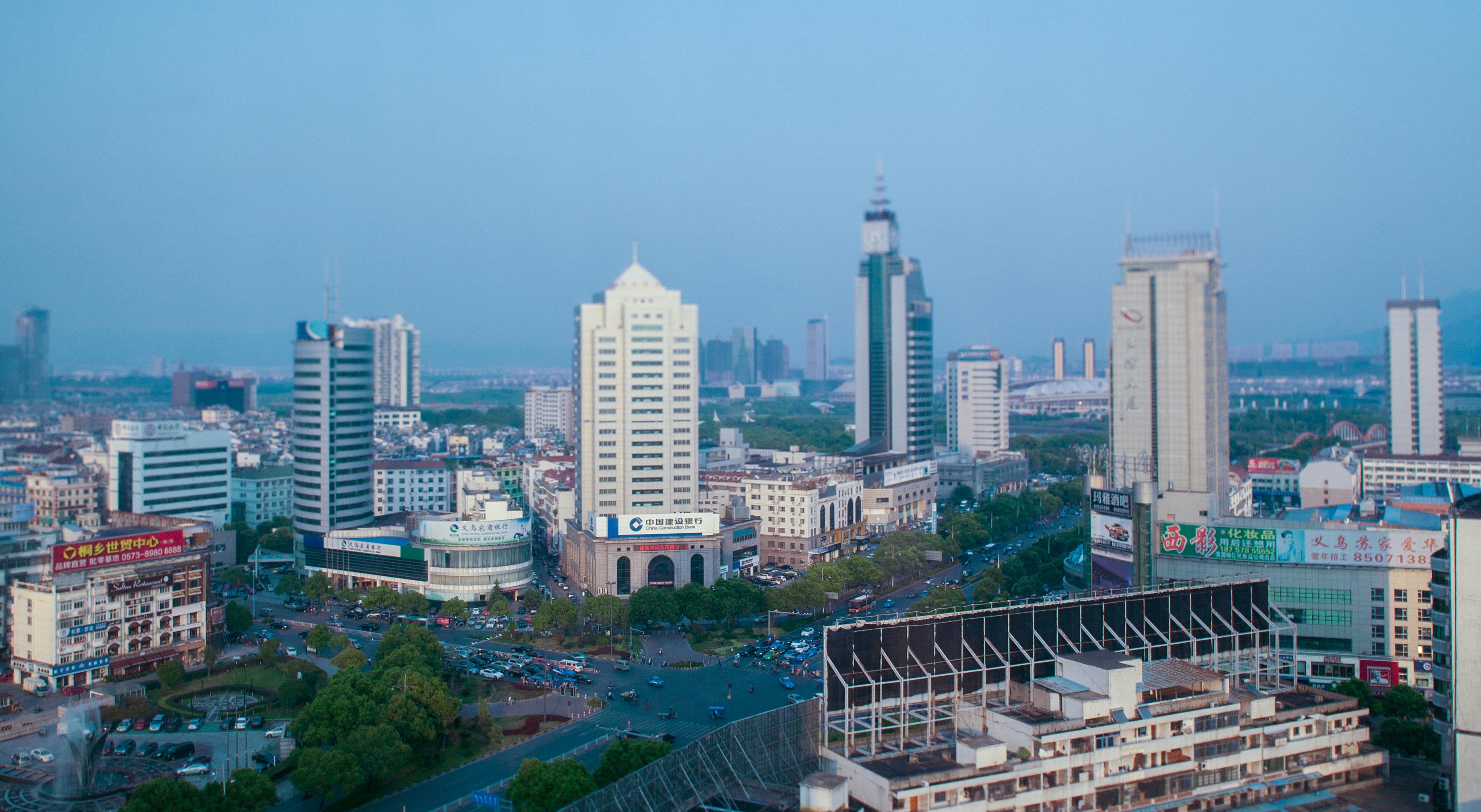 Carte Chine Yiwu.Yiwu Zhejiang Wikipedia