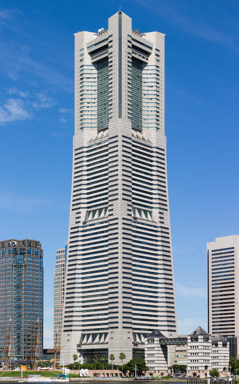 横浜ランドマークタワー Wikiwand