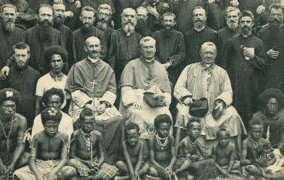 Pacific Island Missionaries Brooks