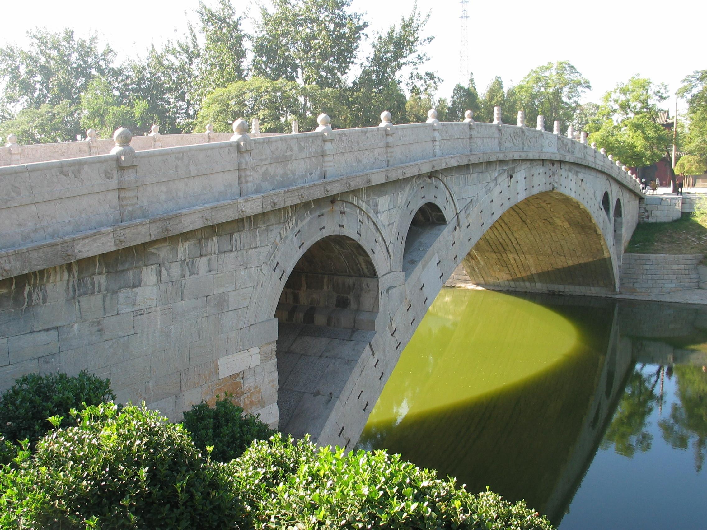 Arhitektura koja spaja ljude - Mostovi - Page 3 Zhaozhou_Bridge