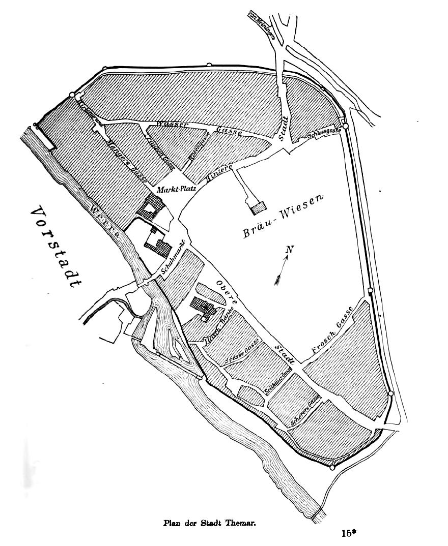 (1903) Plan der Stadt Themar im 19. Jahrhundert.jpg