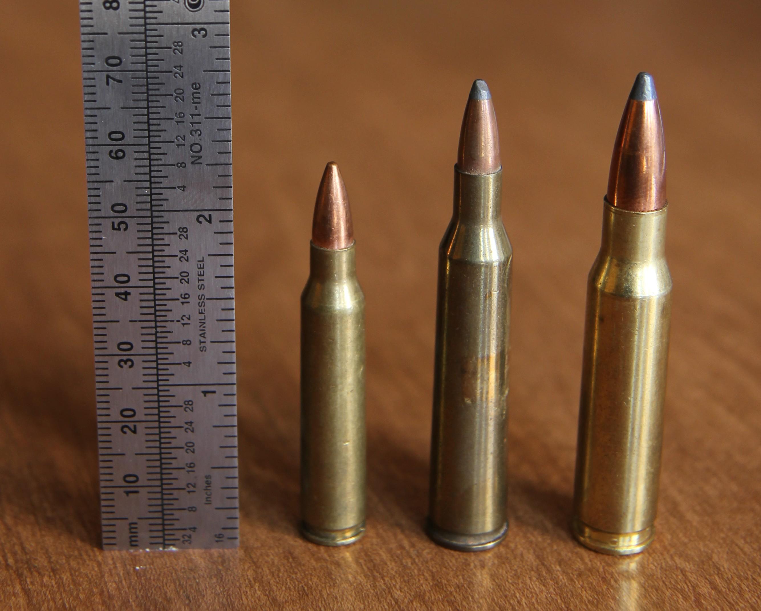 File:.220 Swift... 222 Remington Mag Brass