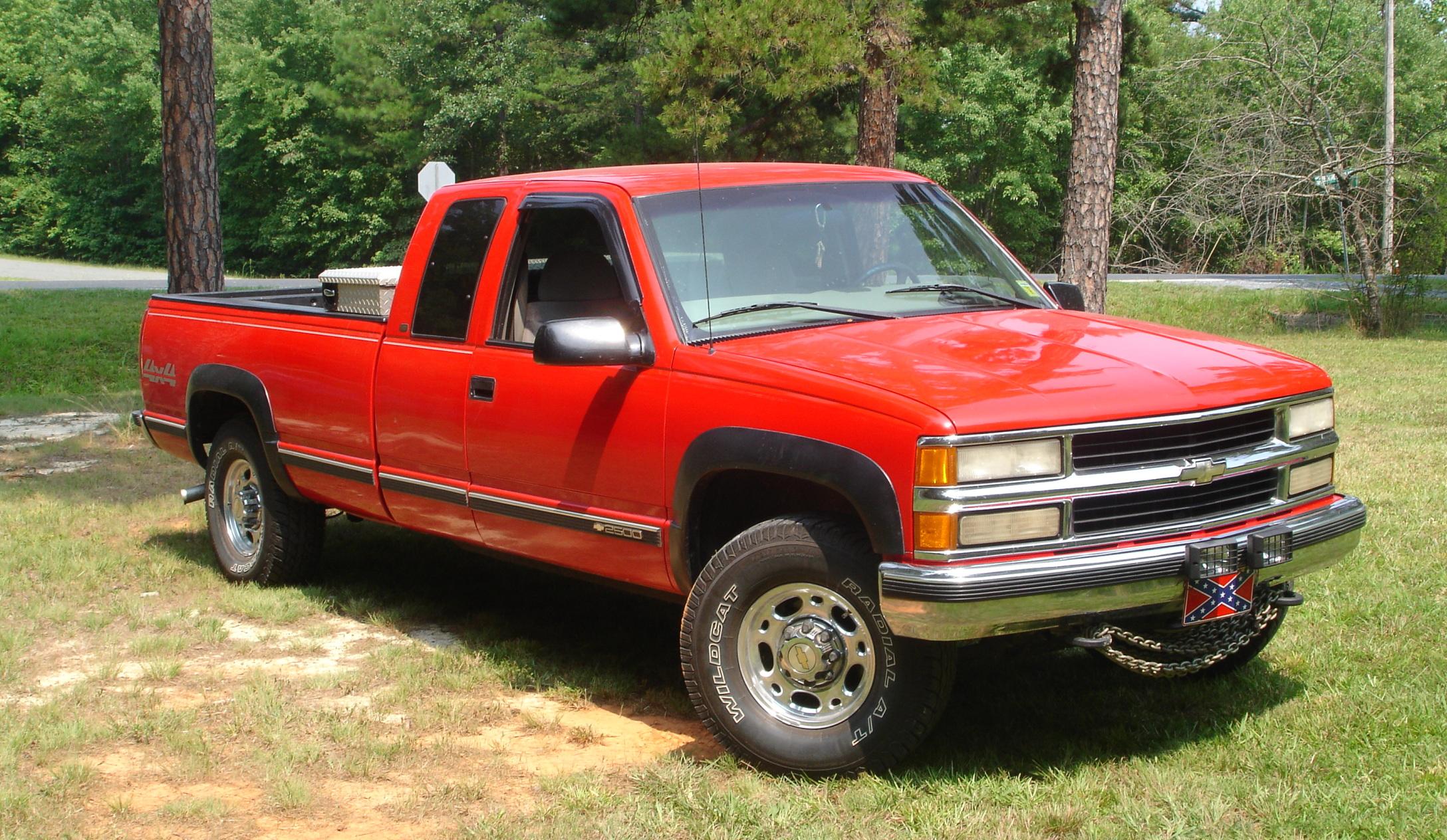 1998 2500 chevy