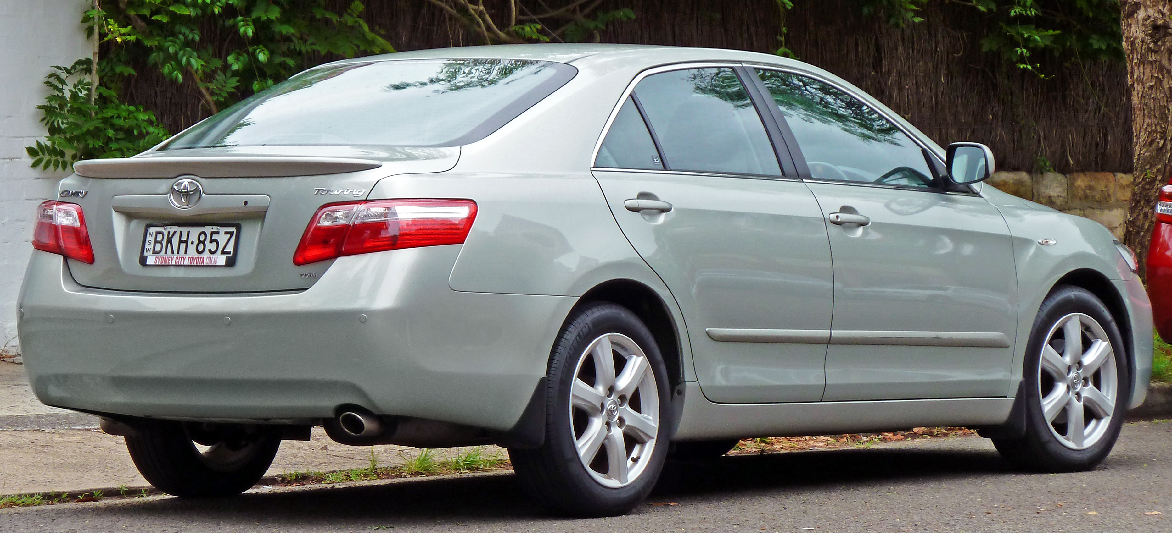 File:2009 Toyota Camry (ACV40R) Touring sedan (2011-01-13).jpg - Wikimedia Commons
