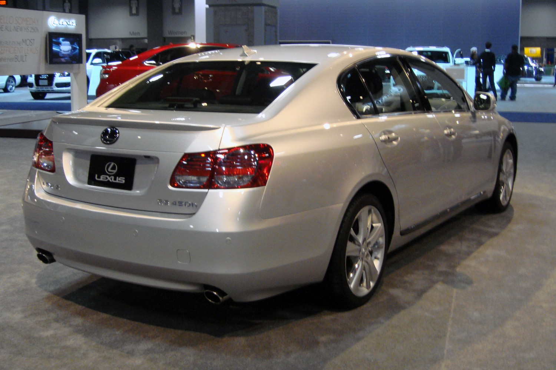 File:2010 Lexus GS 450h Hybrid WAS 2010 9027.JPG - Wikimedia Commons