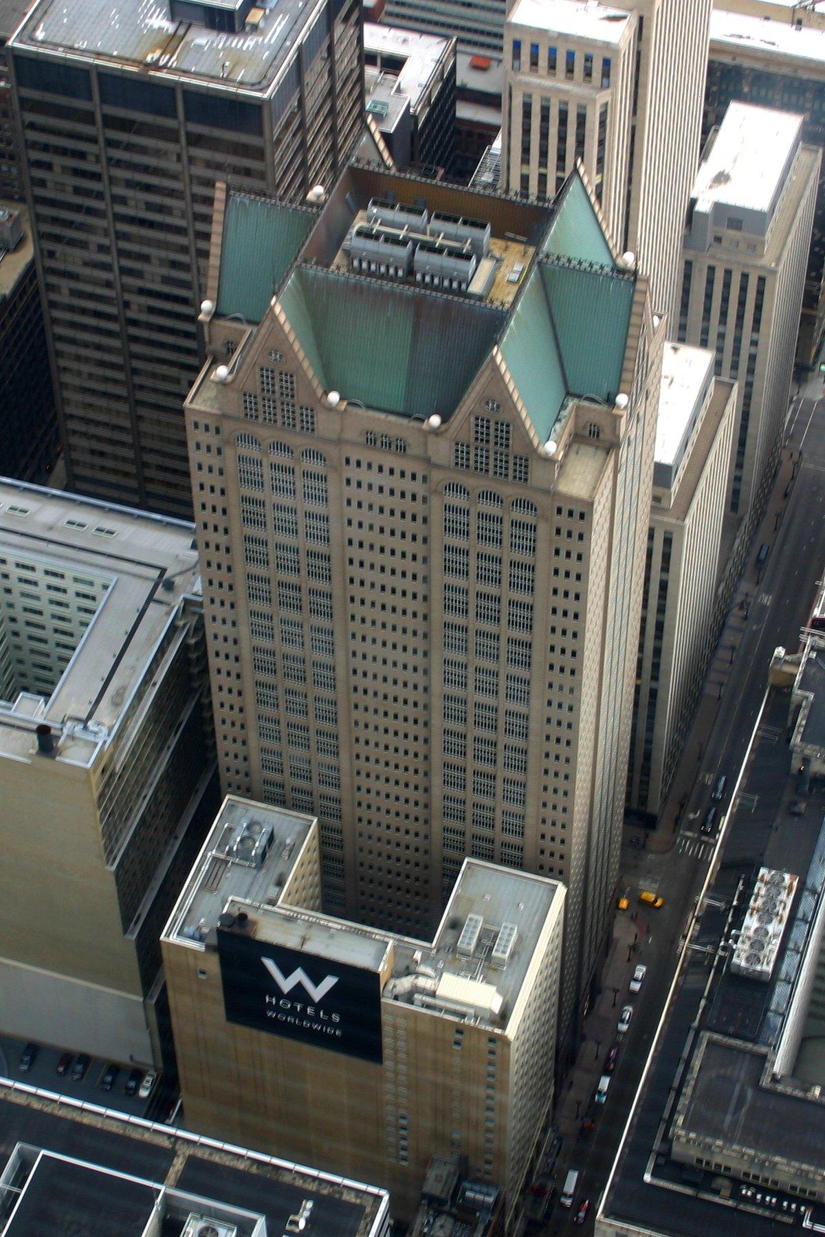 U S Bank Building Chicago Wikipedia