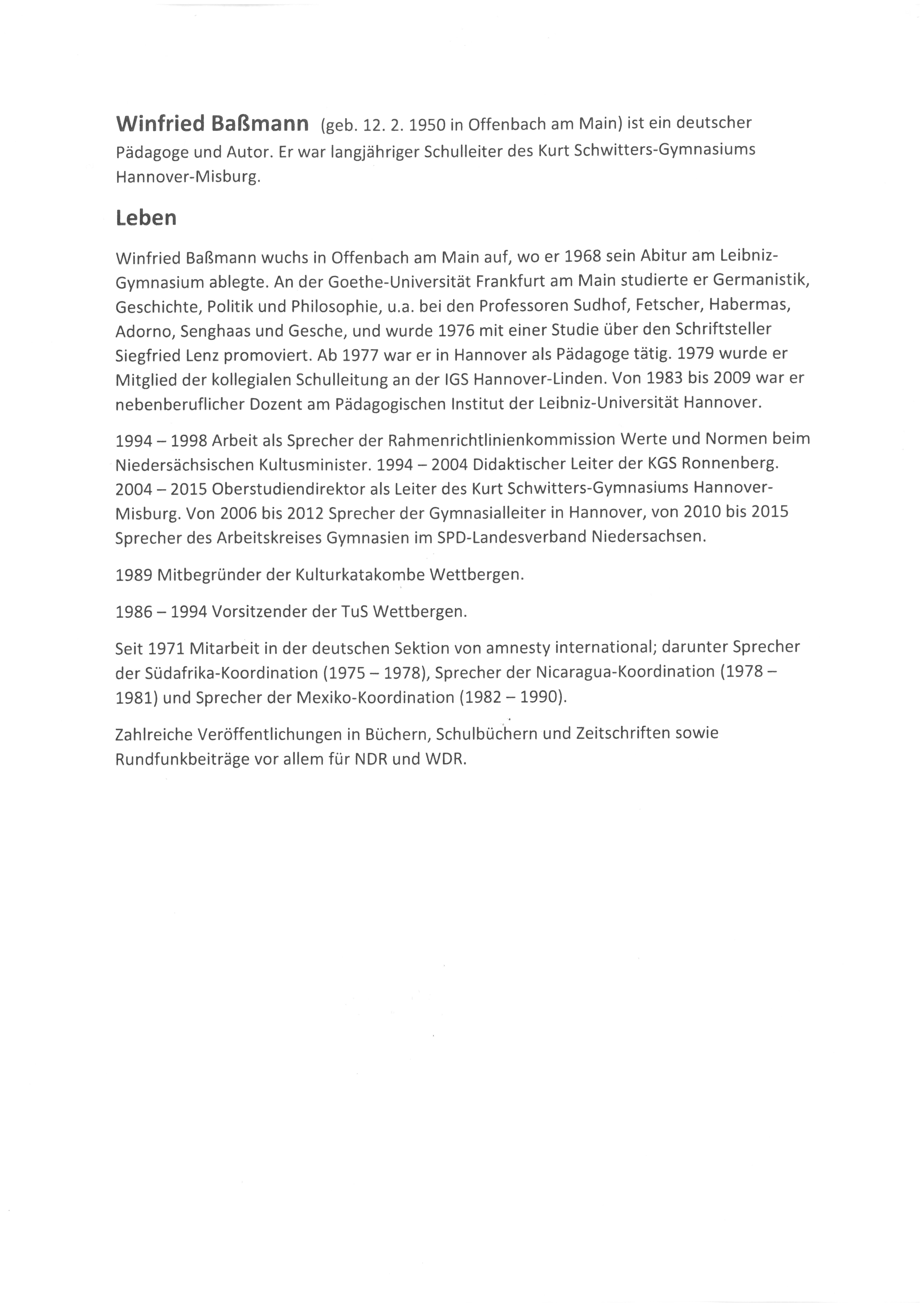 file2018 02 05 winfried bamann lebenslauf als publikationjpg - Lebenslauf Flietext