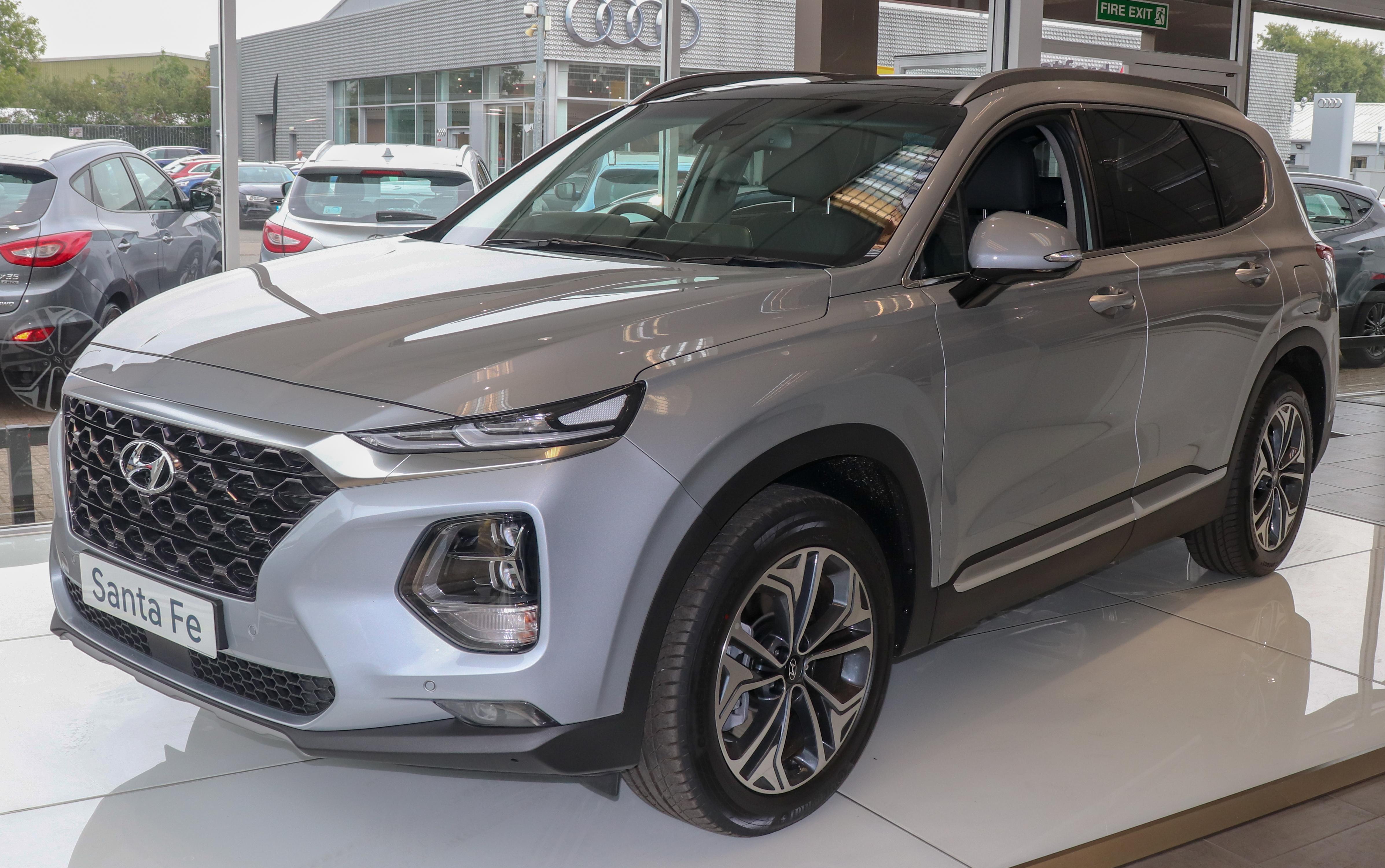 """Результат пошуку зображень за запитом """"Hyundai Santa Fe"""""""