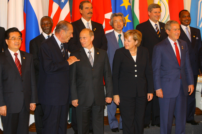 Страны члены большой восьмерки