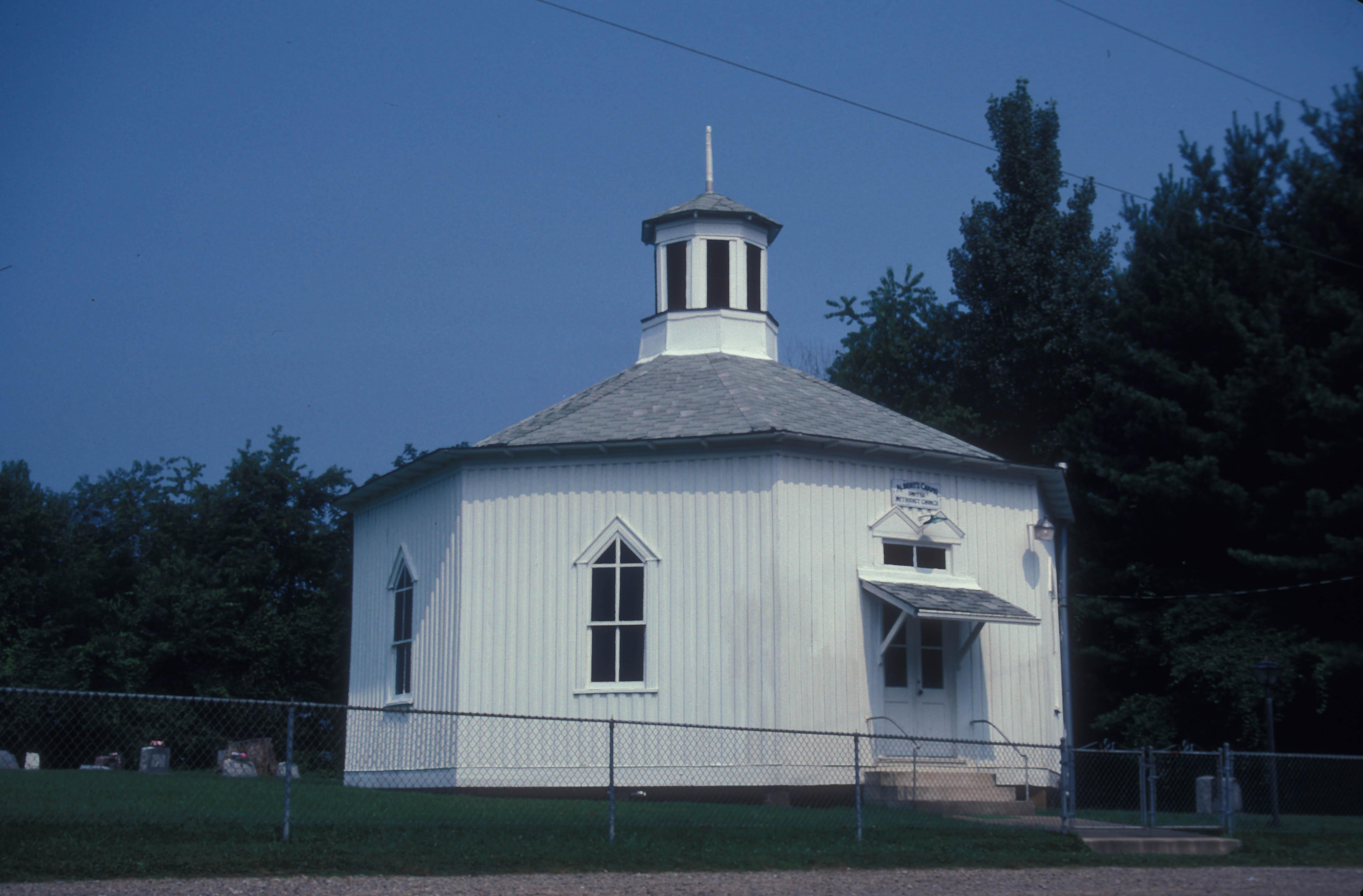Alberts Chapel Spencer Roadtrippers