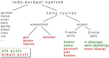 Goidelic languages