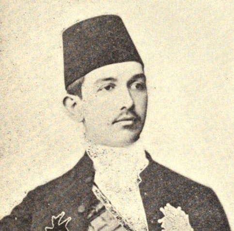Abbas II Hilmi (scan)