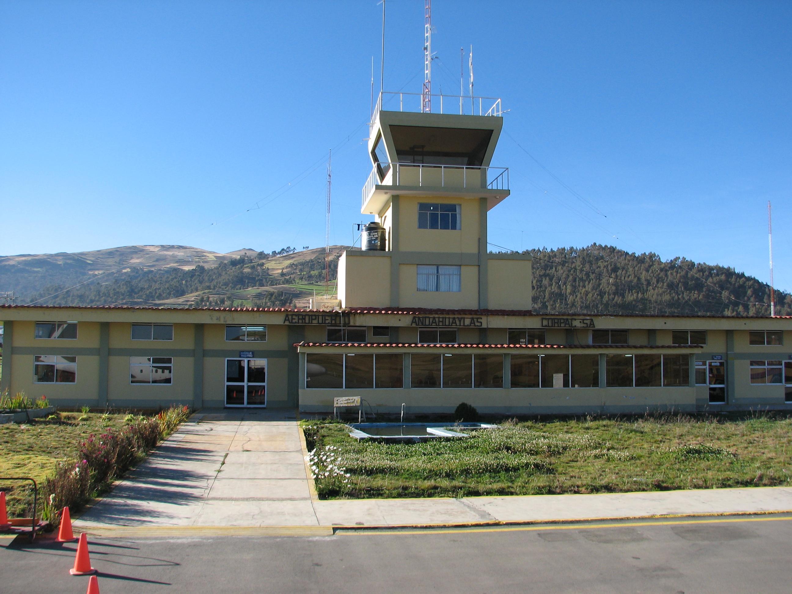 فرودگاه انداهوایلاس