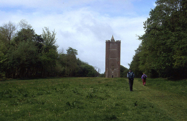 Alfred's Tower - geograph.org.uk - 286353