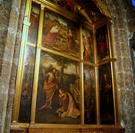 Altar de la magdalena catedral de sevilla wikipedia for Villas la magdalena 4