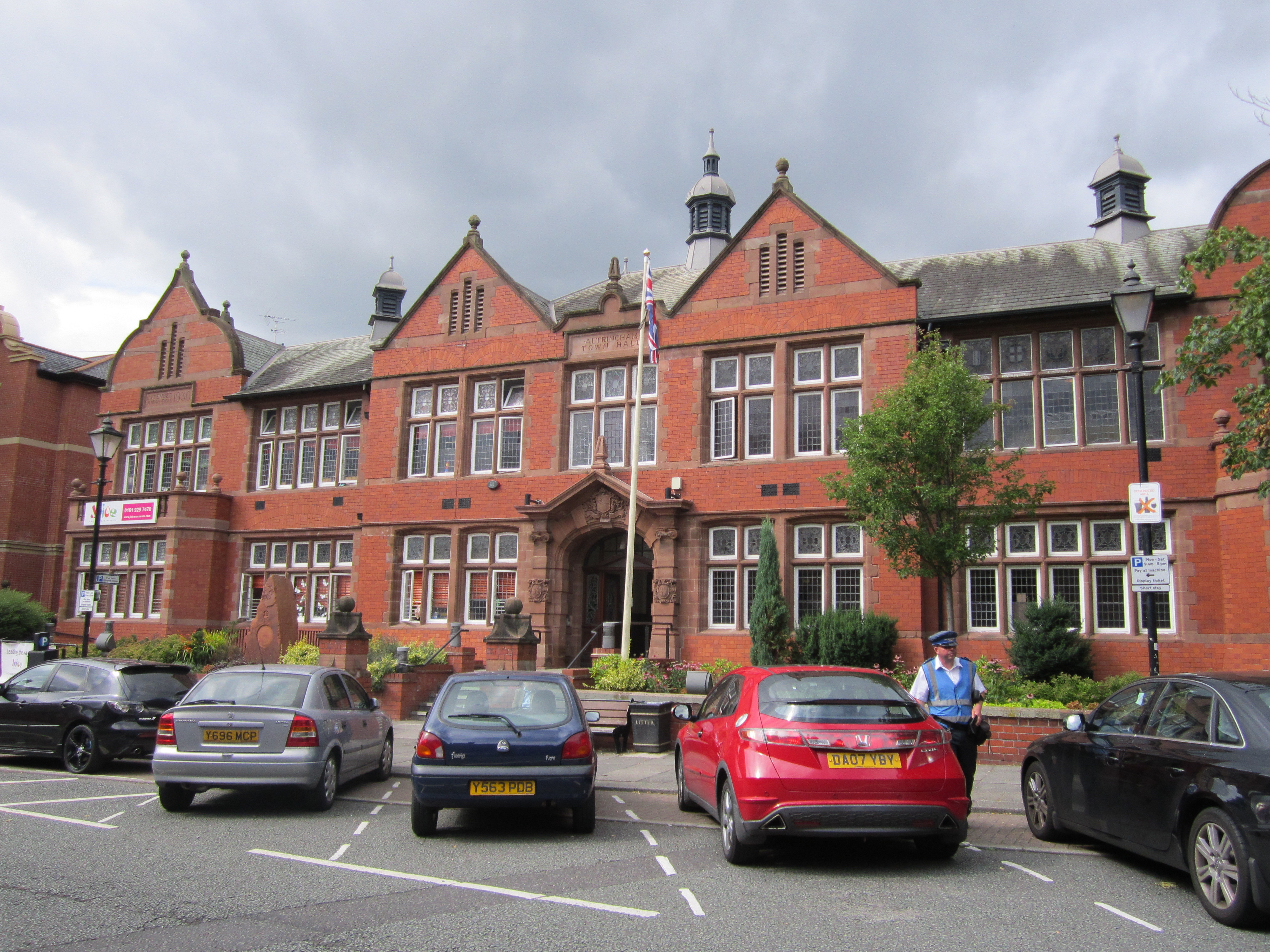 Altrincham Town Hall Room Hire