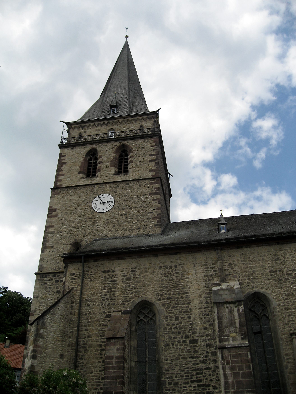 Bildergebnis für warburg altstadtkirche foto