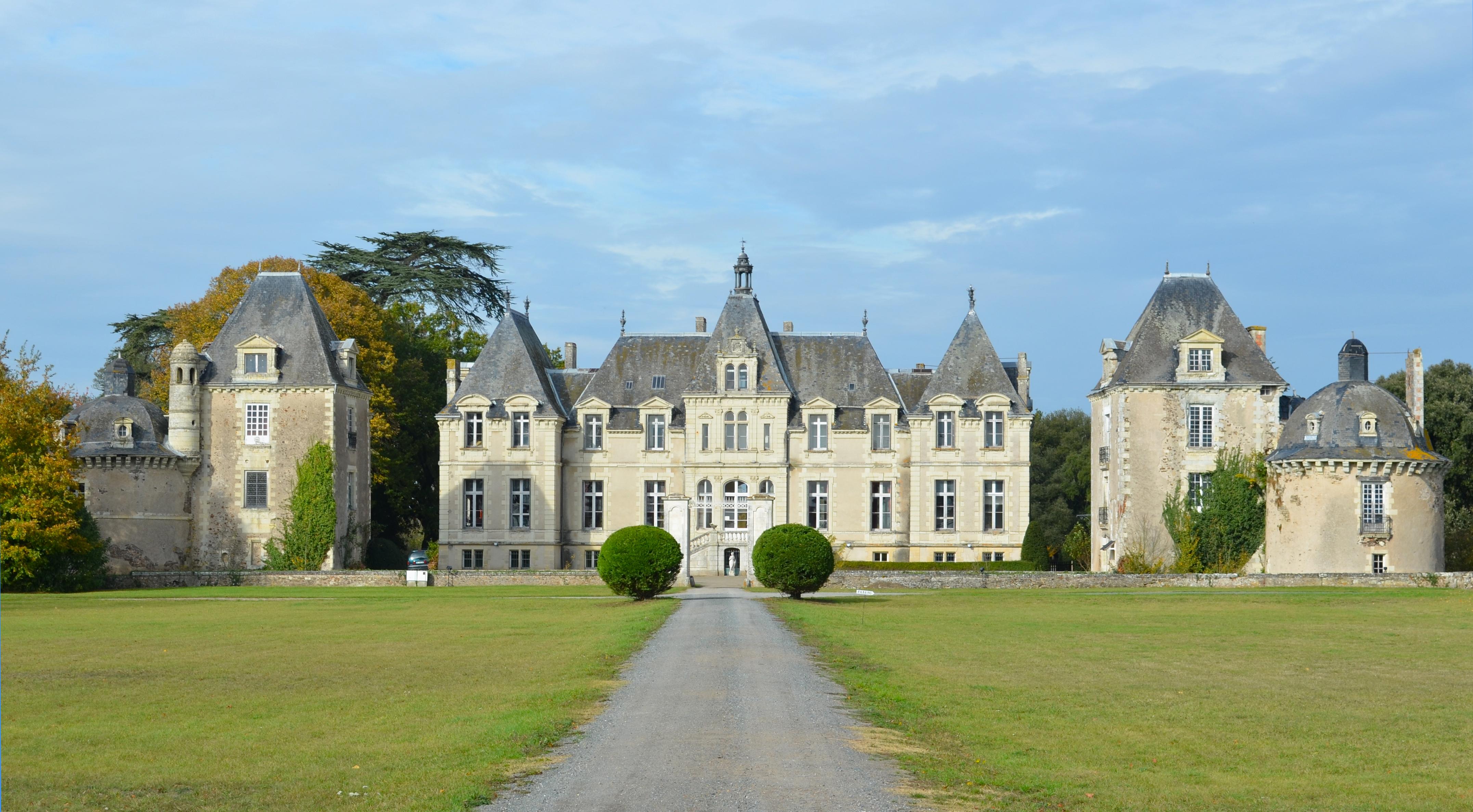 Chateau A Restaurer A Saint D Ef Bf Bdsir Ef Bf Bd Se Loger Com