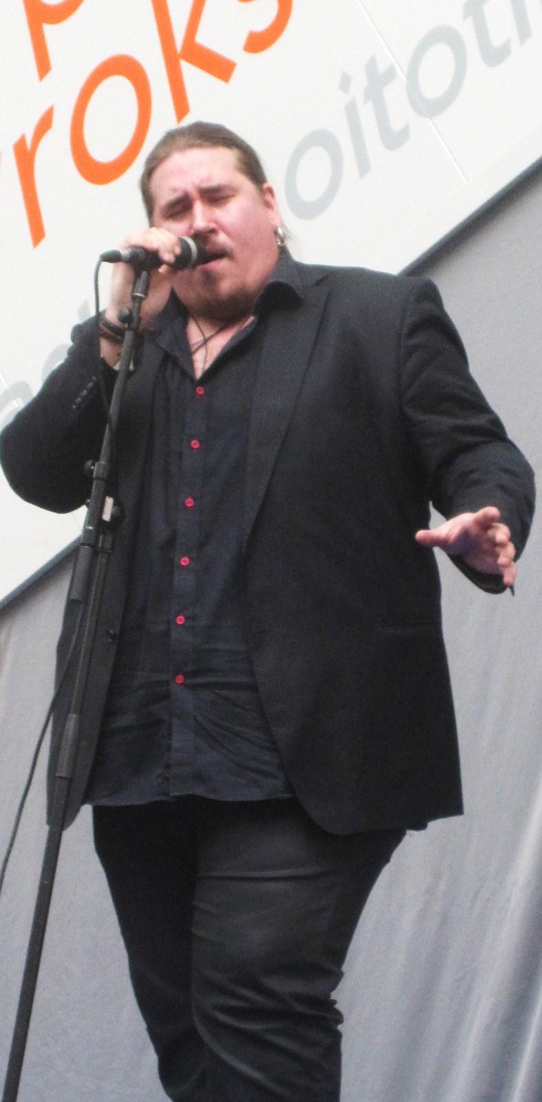 Antti Railio Joulukonsertti