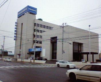 青森県信用組合の本店