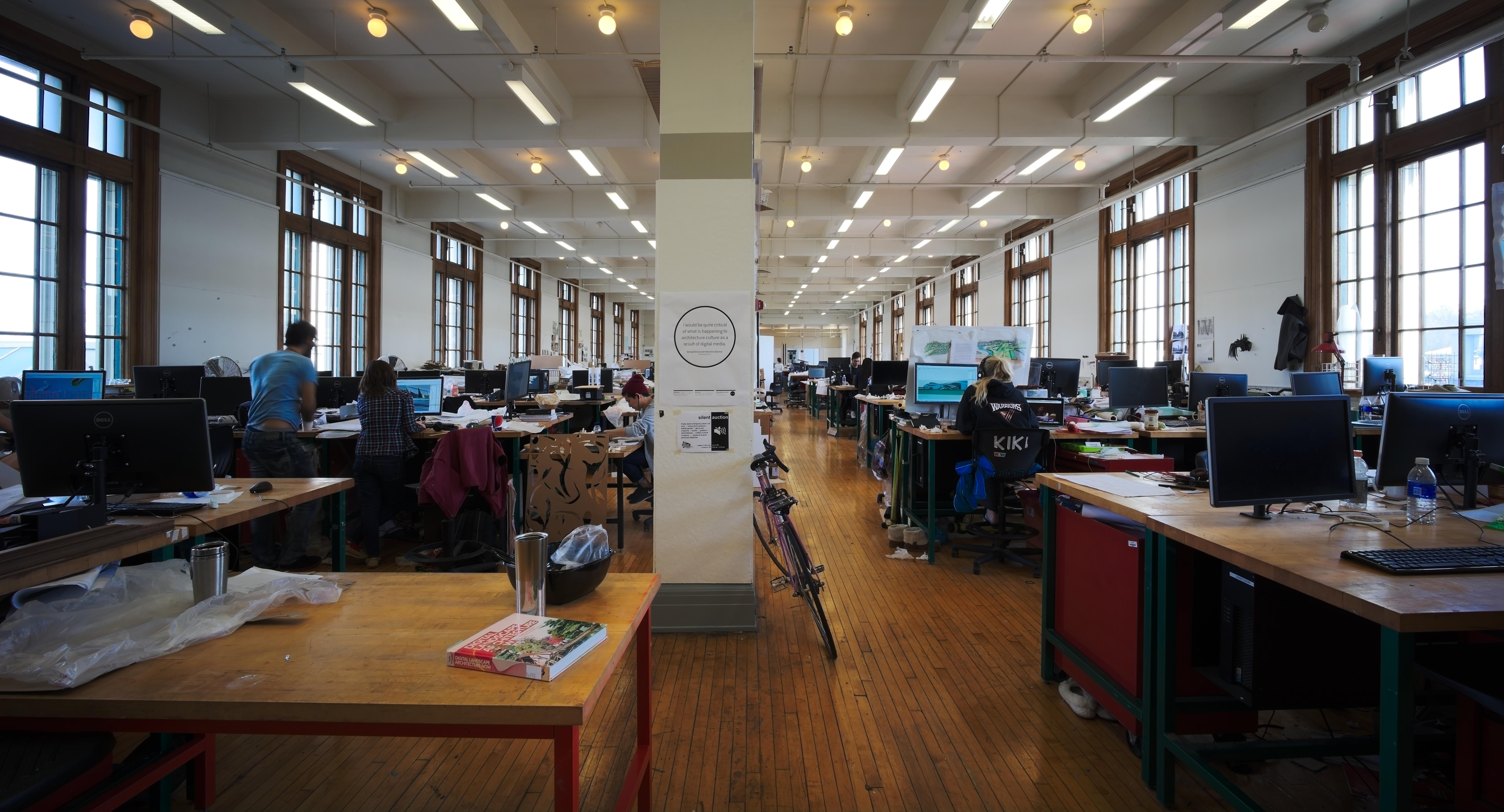 FileArchitecture Classroom In The Carnegie Mellon College Of Fine Arts