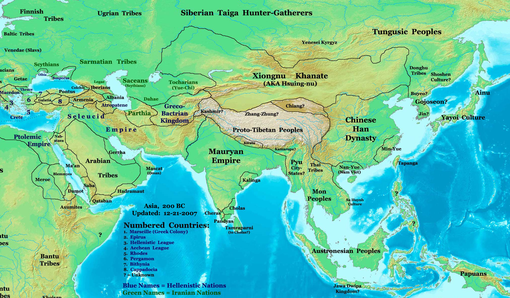 Rise of chinese dynasties article khan academy image credit thomas a lesserman gumiabroncs Gallery