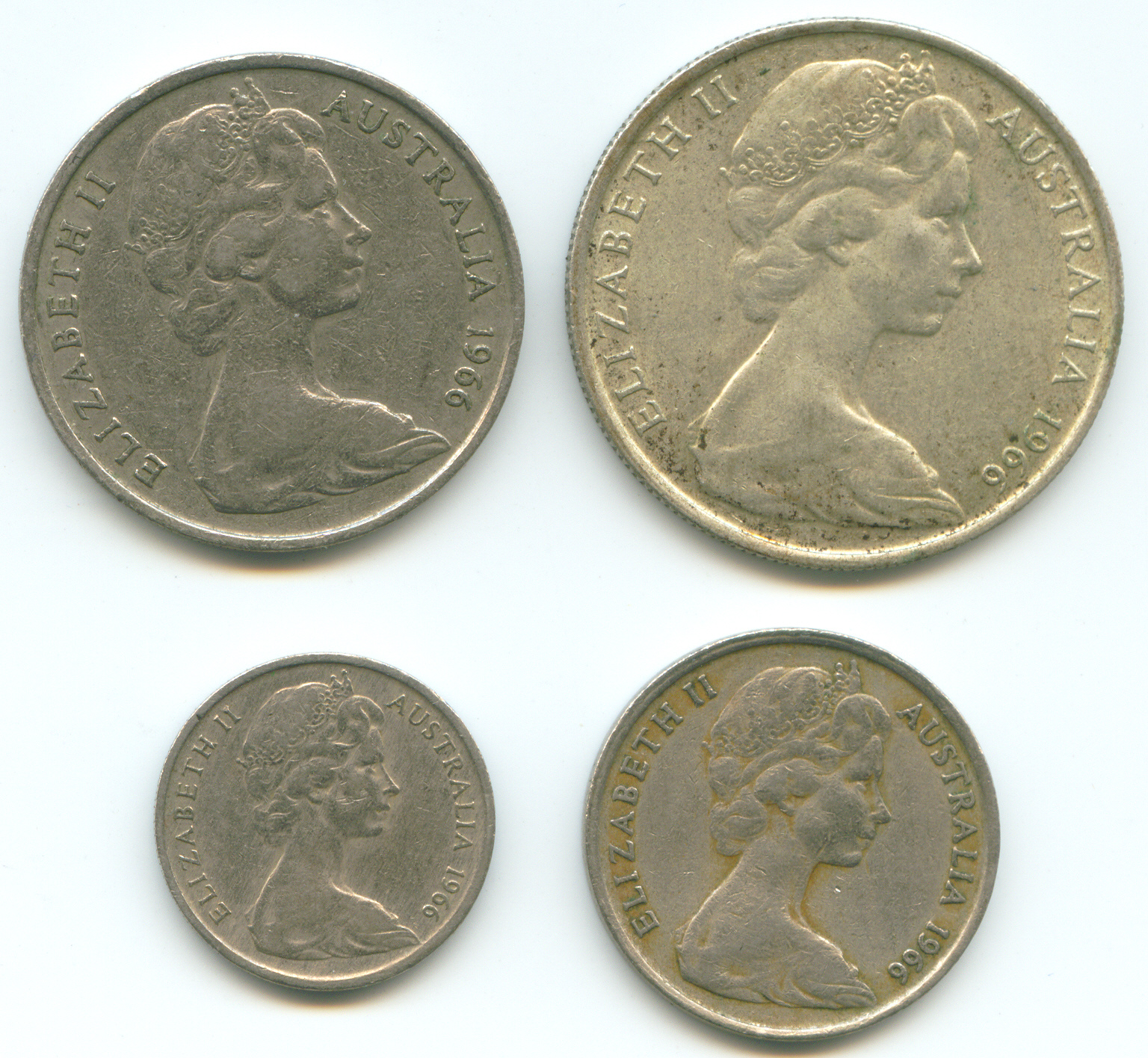 Queen Elizabeth Coin Values