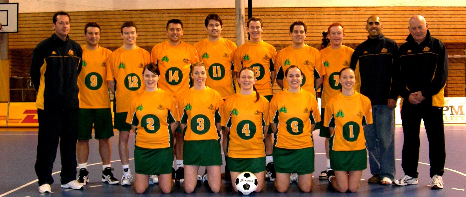 korfball-australia-team