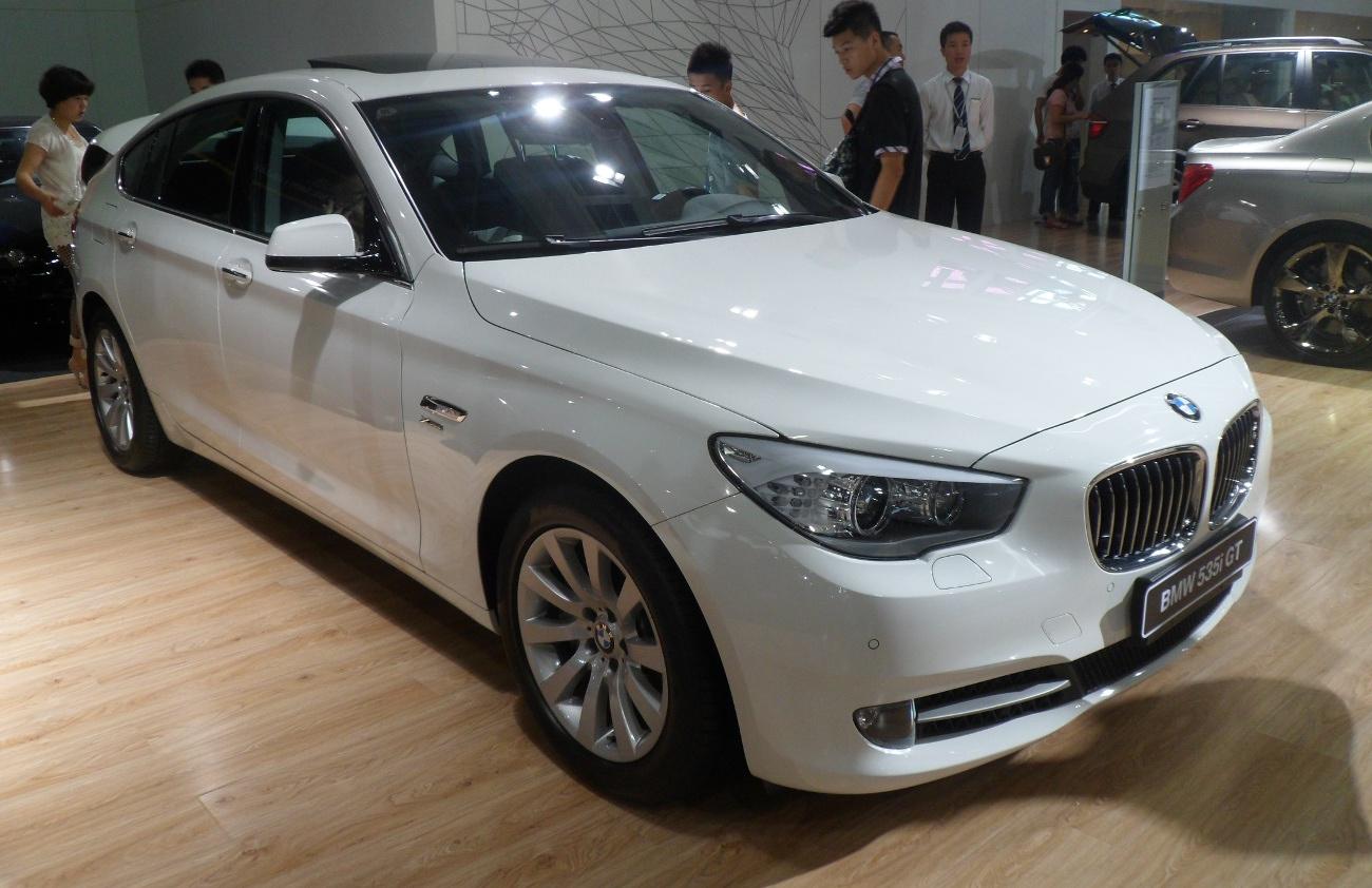 File bmw 5 series f07 gt auto chongqing 2012 06 07