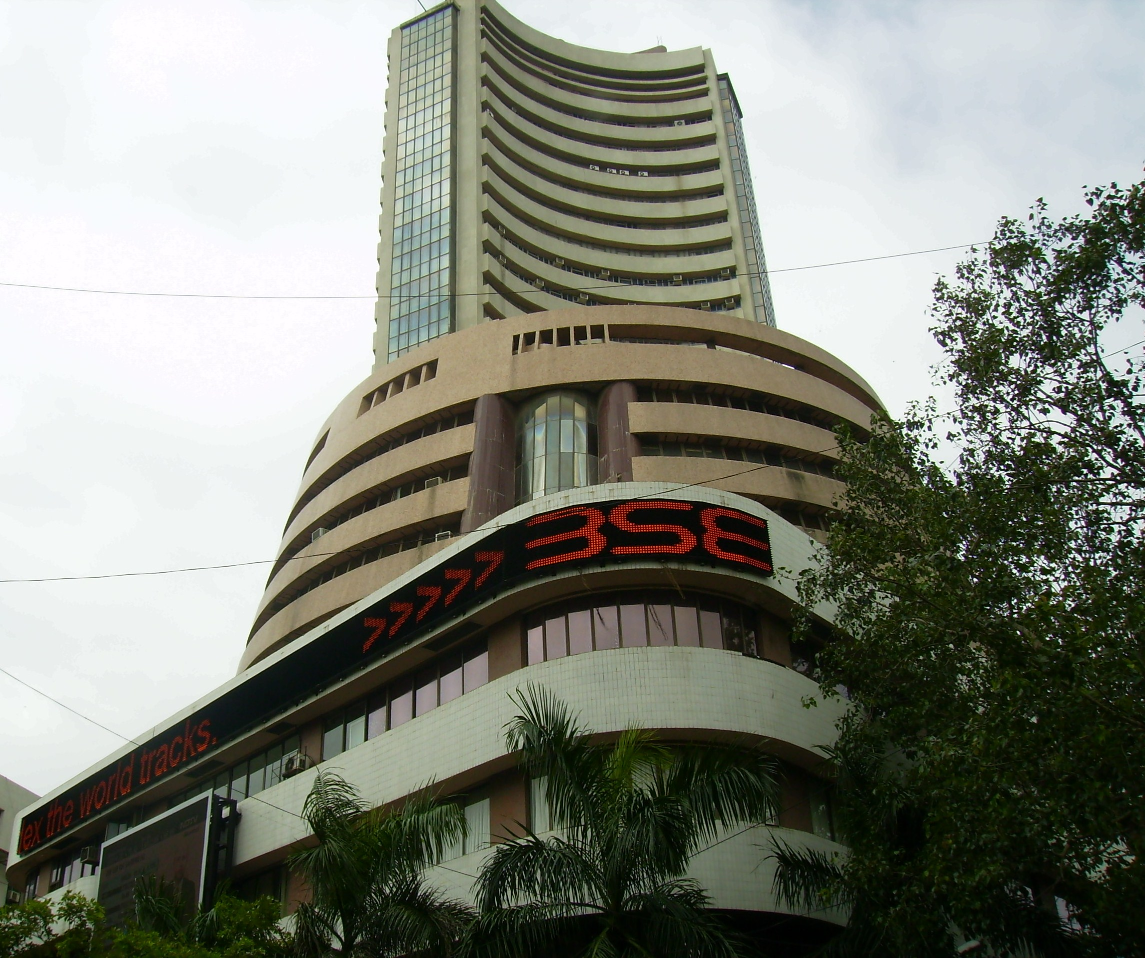 Chart For Indian Stock Market: BSE - Bombay Stock Exchange Building.jpg - Wikimedia Commons,Chart