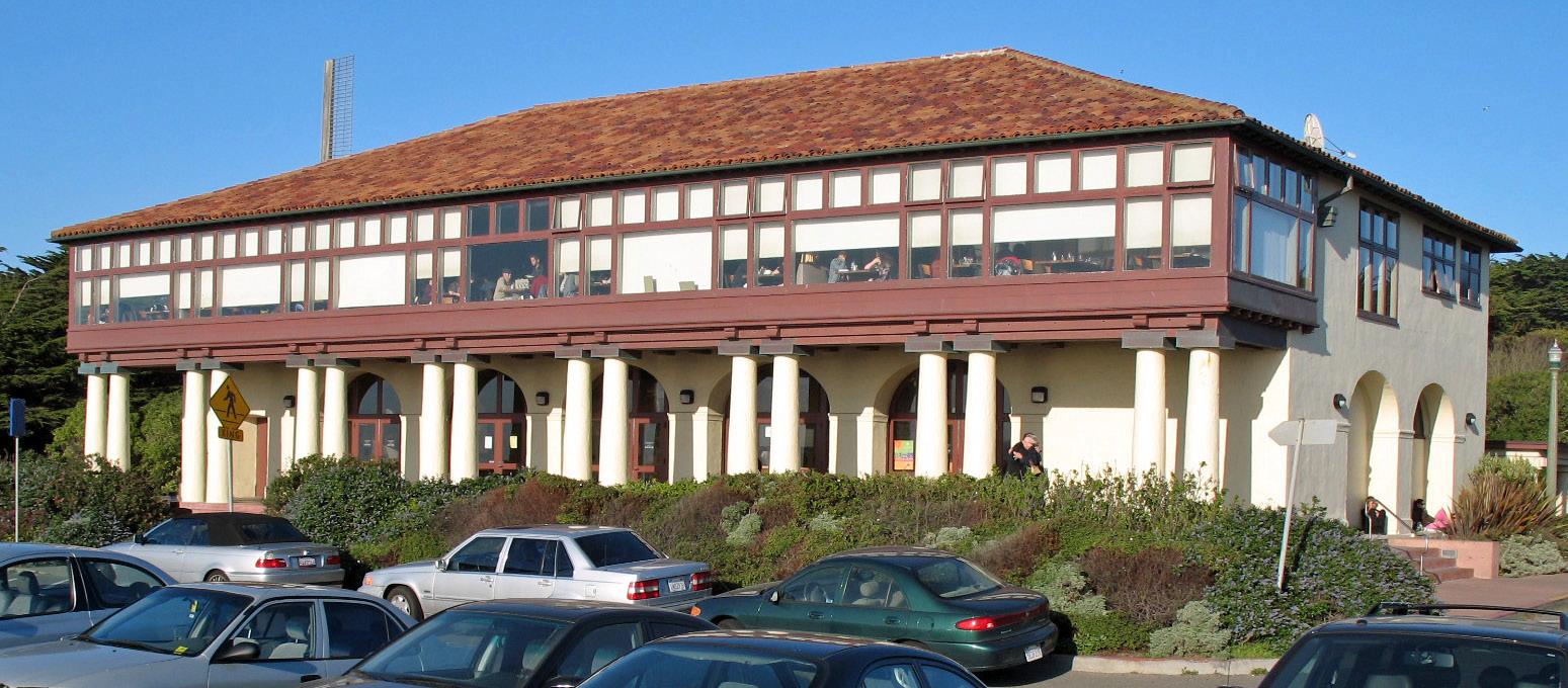 The Beach Chalet Restaurant