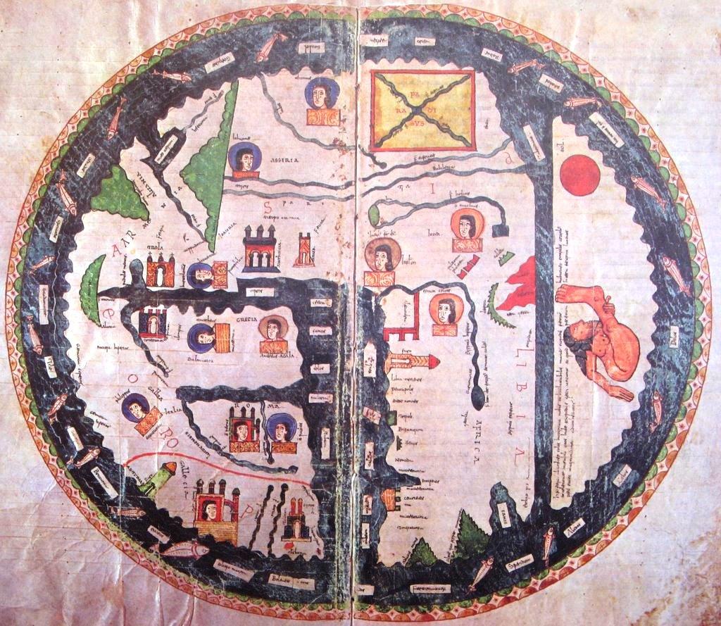 A Civilização Do Ocidente Medieval Pdf pdf) o tempo e os mapas: formas, percepções e representações