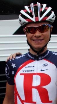 benjamin king cycling