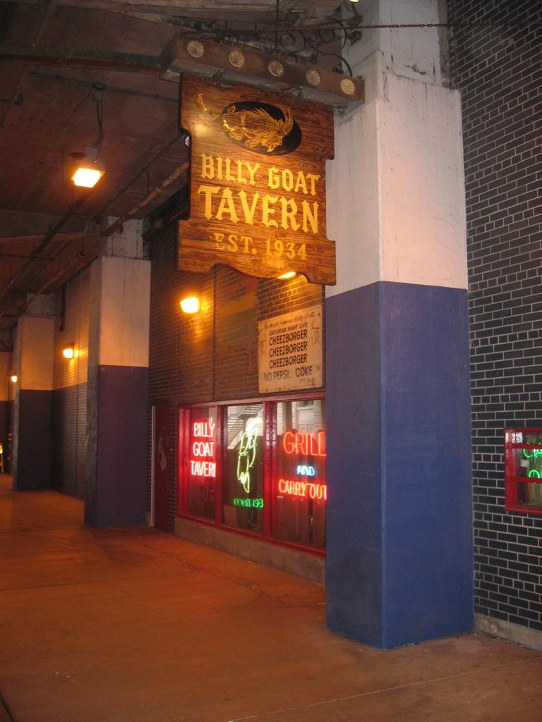 billy goat tavern wikipedia