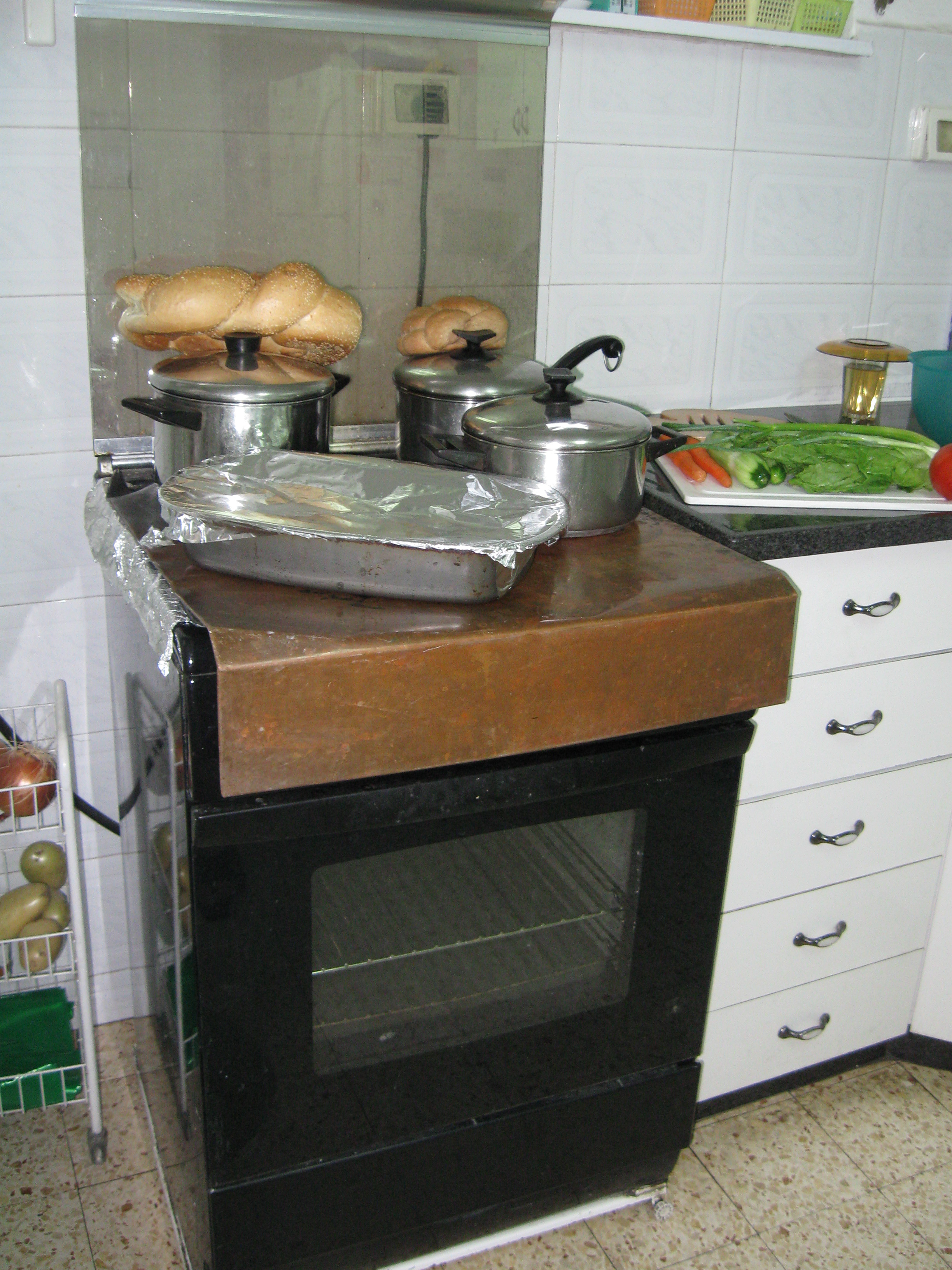 Pleasing Sabbath Food Preparation Wikipedia Download Free Architecture Designs Momecebritishbridgeorg