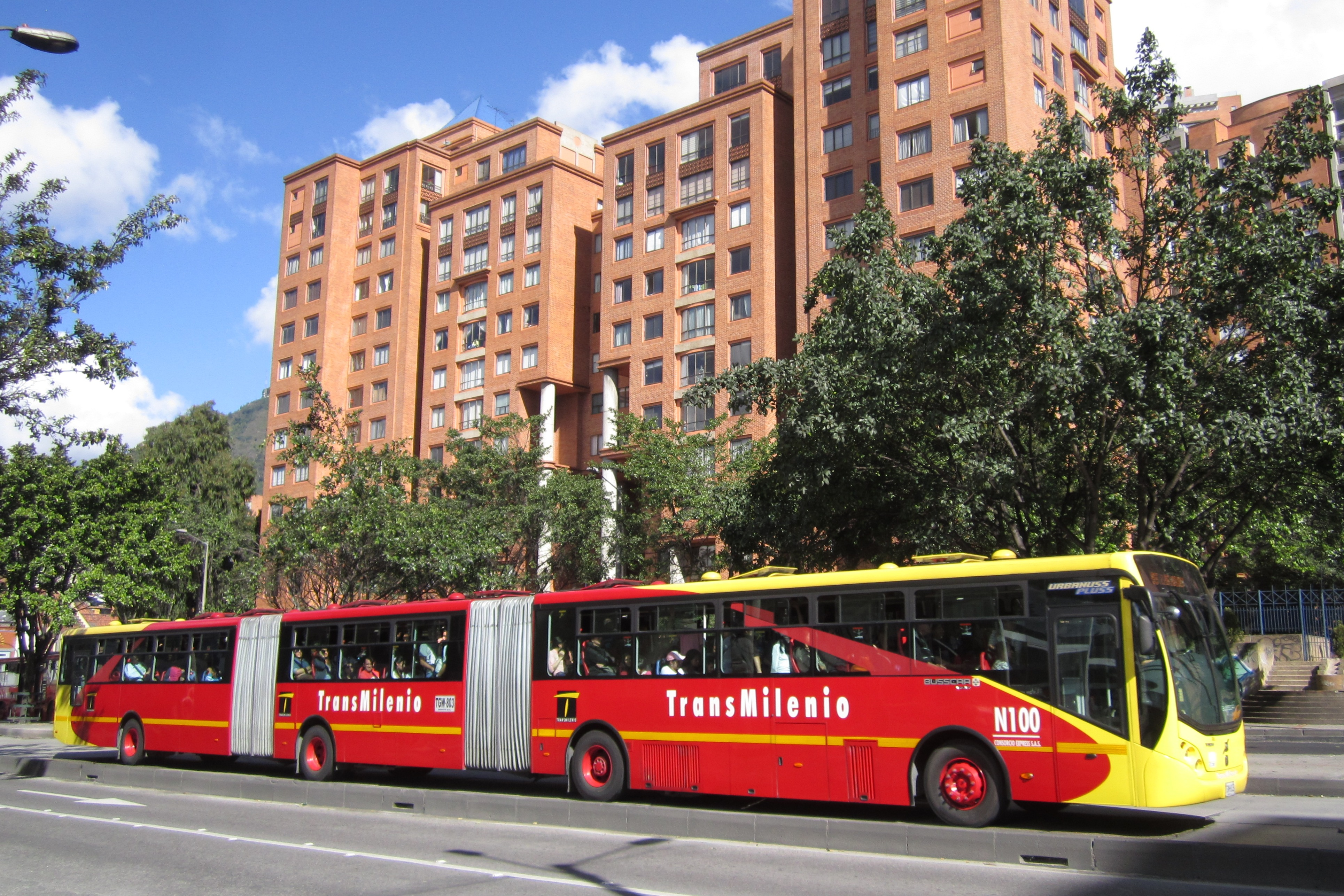 Image Result For Transmilenio