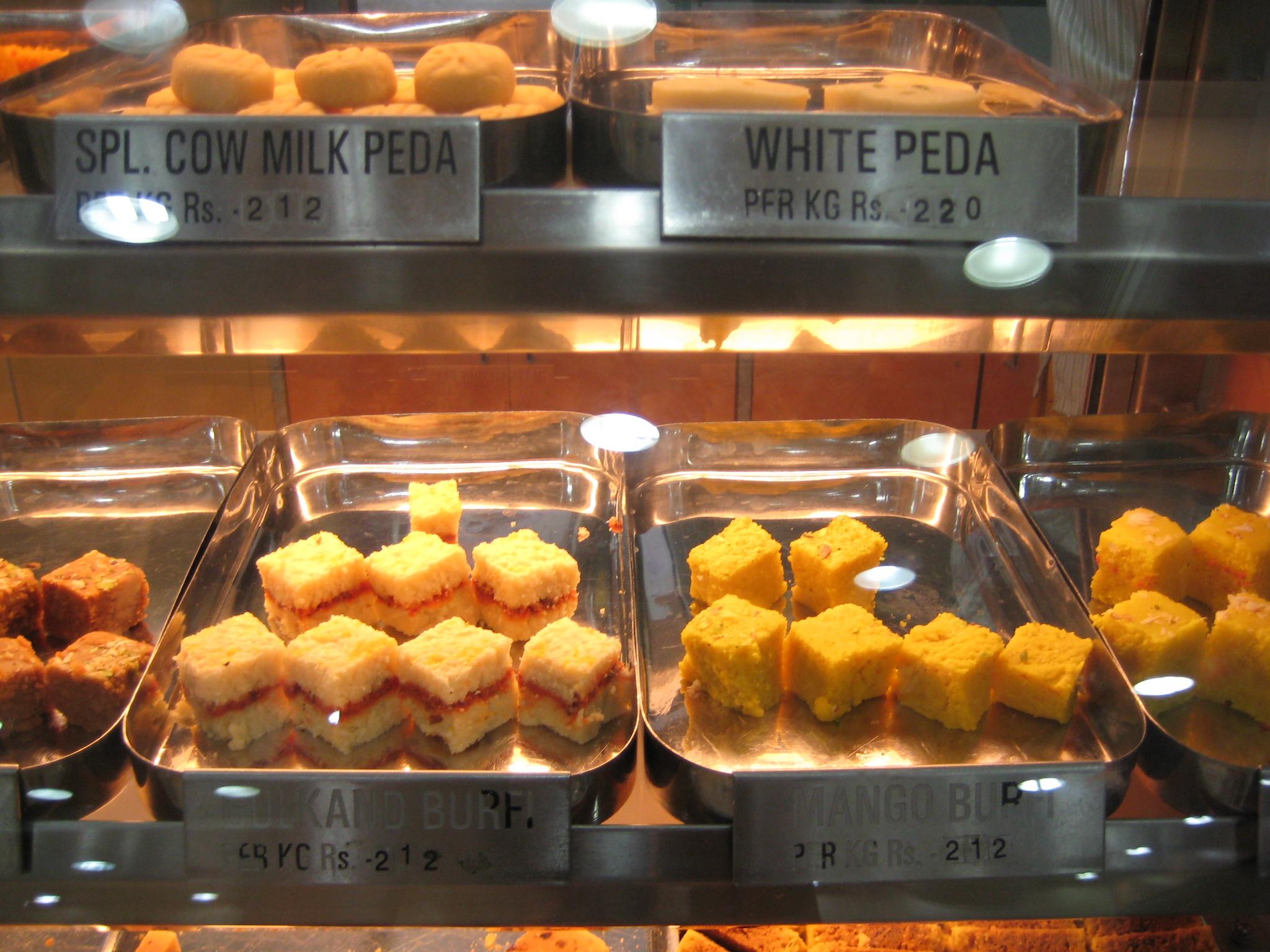 Indian Sweet Food