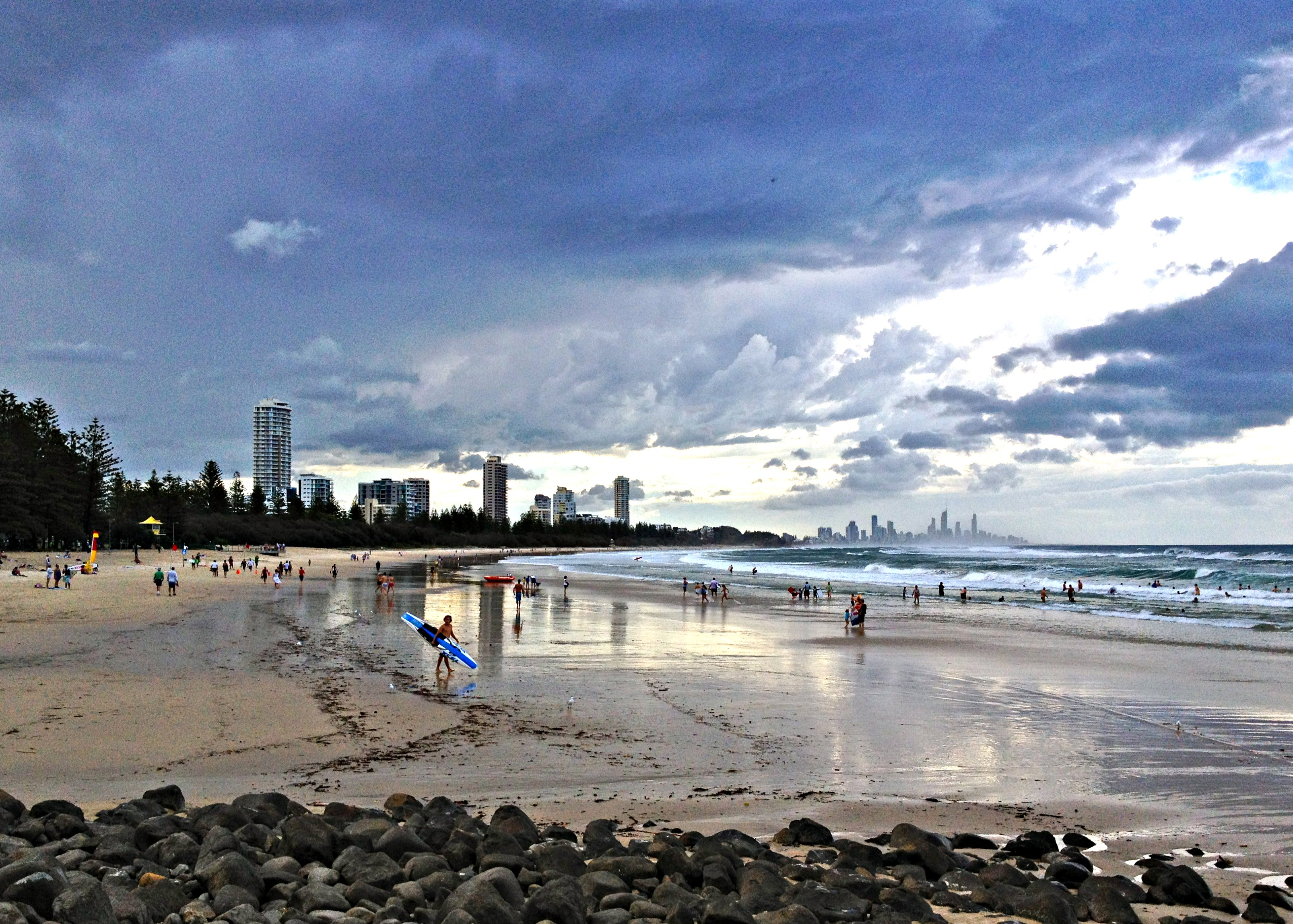 Image result for Burleigh Heads Beach wikipedia